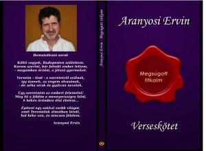 Aranyosi Ervin: Megsúgott titkaim verseskötet