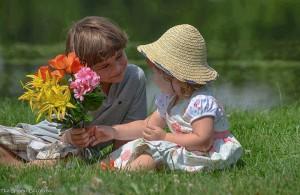 Aranyosi Ervin: Virágot a virágnak