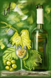 Aranyosi Ervin: A bor születése