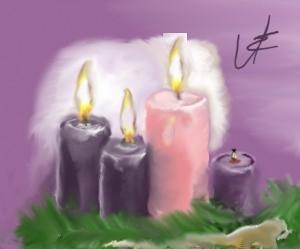 Aranyosi Ervin: Advent - harmadik gyertya