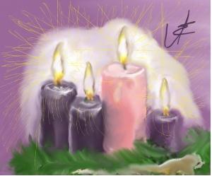 Aranyosi Ervin: Adventi negyedik gyertya