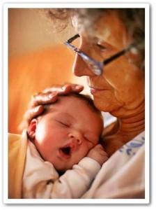 Aranyosi Ervin: Nagymama