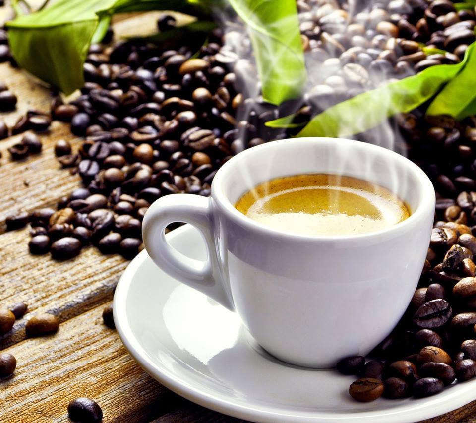 kávéillatos reggel
