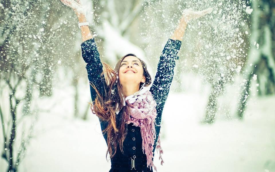 öntsd szíved melegét a fagyos világra!