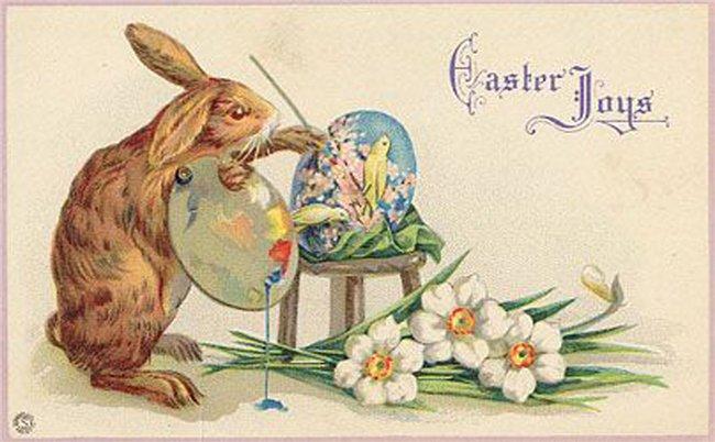 húsvéti nyúl verse