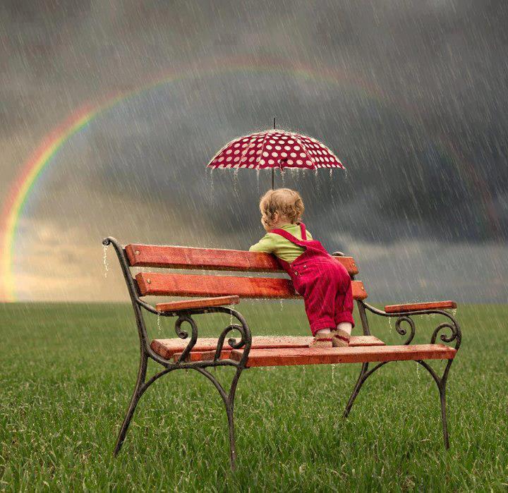 szeretem az esőt