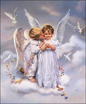 legyünk földi angyalok