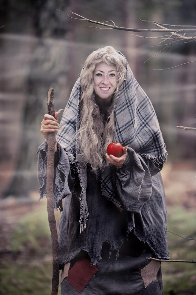 Aranyosi Ervin: Jó boszorkány