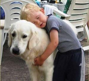 baráti ölelés