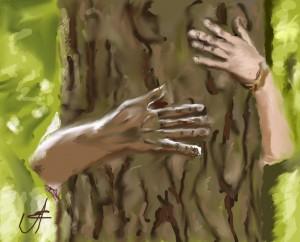 Aranyosi Ervin: Ölelj meg egy fát!
