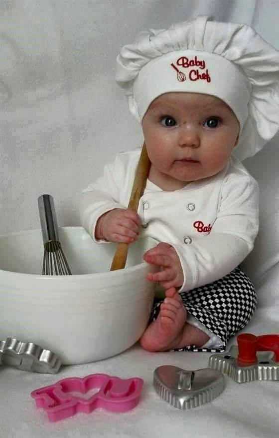Egy kis szakács gondolata